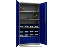 Инструментальный шкаф TC-1995-004020